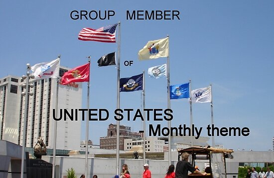 MEMBER BANNER - UNITED STATES group by ctheworld
