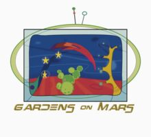 Gardens on Mars Kids Clothes