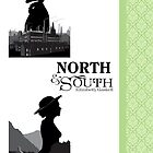 North and South by BeehiveDezines