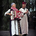 Middle Eastern Vibe by Karen E Camilleri