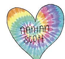 I Heart Nathan Scott - One Tree Hill by alexavec