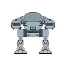 Droid by Simon Greening