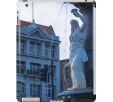 Alexandra Fountain and View Point iPad Case/Skin