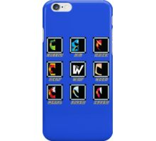 Robot Masters 2 iPhone Case/Skin
