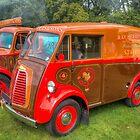 1958 Morris JB Van by manateevoyager