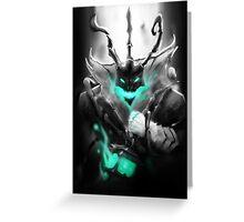 Thresh - League of Legends Greeting Card