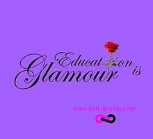 Education is Glamour - Parma violet by italy-glamour
