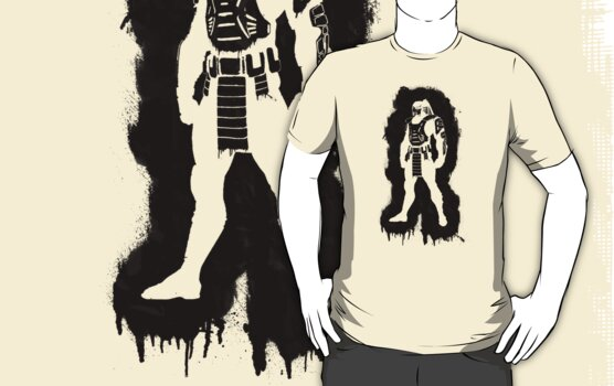 TGR - Cyrax T-shirt by That Game  Referencing Clothing Company