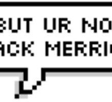 But You're Not Zack Merrick by Gaby Tran