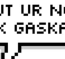 But You're Not Alex Gaskarth Sticker