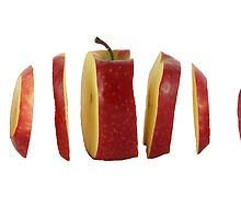Apple Slices by Campix