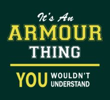 It's An ARMOUR thing, you wouldn't understand !! by satro