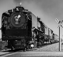 Union Pacific #844 by Gary Gray