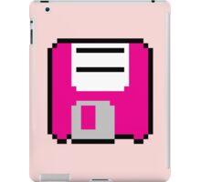 Floppy Disk - Pink iPad Case/Skin