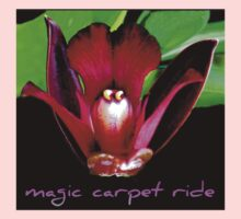 Magic Carpet Ride - Orchid Alien Discovery Kids Clothes