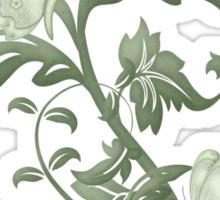 Green Butterfly .. an enchanting Tee Sticker