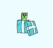 Ssssurprise! Its a Baby Creeper! by Catie8D