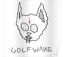 Golf Wang Cat  Poster