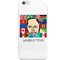 Earl Sweatshirt - Wearld Tour  iPhone Case/Skin