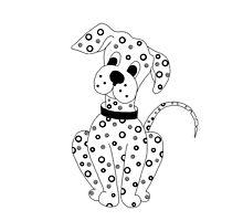 Doodle Dog by BarbaraCleland