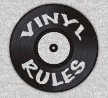 Vinyl Rules by Jeff Clark