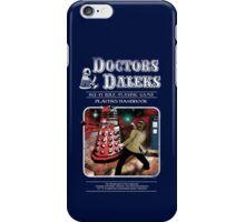 Doctors & Daleks iPhone Case/Skin