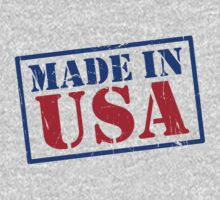 Made In The USA by Carolina Swagger