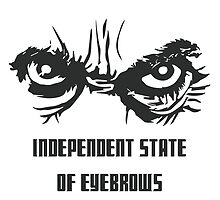 Independent State of Eyebrows by StewNor