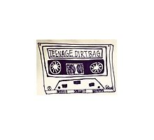 Teenage Dirtbag Tape by LivsDoodles