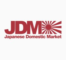 Japanese Domestic Market JDM (1) by PlanDesigner