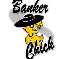 Banker Chick #4 by CulturalView