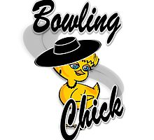 Bowling Chick #4 by CulturalView