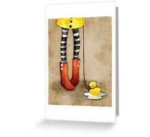 _rd Greeting Card