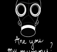Doctor Who - Are you my mummy ? by LeslieProngue