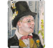 Jimmy the Cricket iPad Case/Skin