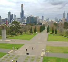 Melbourne by Kerry  Hill