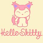 Hello Skitty 2 by Gallifreya