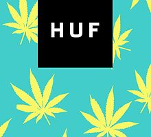 HUF Weed by trillful