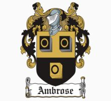 Ambrose Coat of Arms (Dublin) by coatsofarms