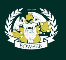 Bowser - Super Smash Bros by TyiraAhearne
