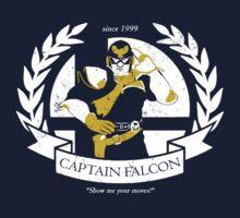 Captain Falcon - Super Smash Bros. by TyiraAhearne