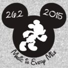 Run Disney Mickey ~ Magic in Every Mile by sweetsisters