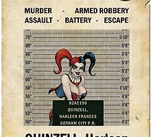Harley Quinn - Gotham's Most Wanted by ianscott76