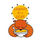 Hungry As A Bear by TsipiLevin