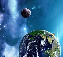 New Worlds by BlueTaurus