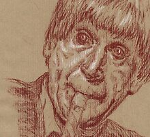 2nd Doctor Patrick Troughton by rhizin
