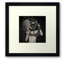 oh my darling, clementine Framed Print