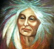 INDIAN ELDER by planet7