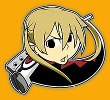 Emoticon Maka by spikeani