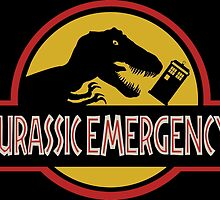 Jurassic Emergency by Brantoe